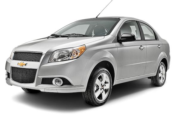 Chevrolet Aveo 2017 New Cash or Instalment