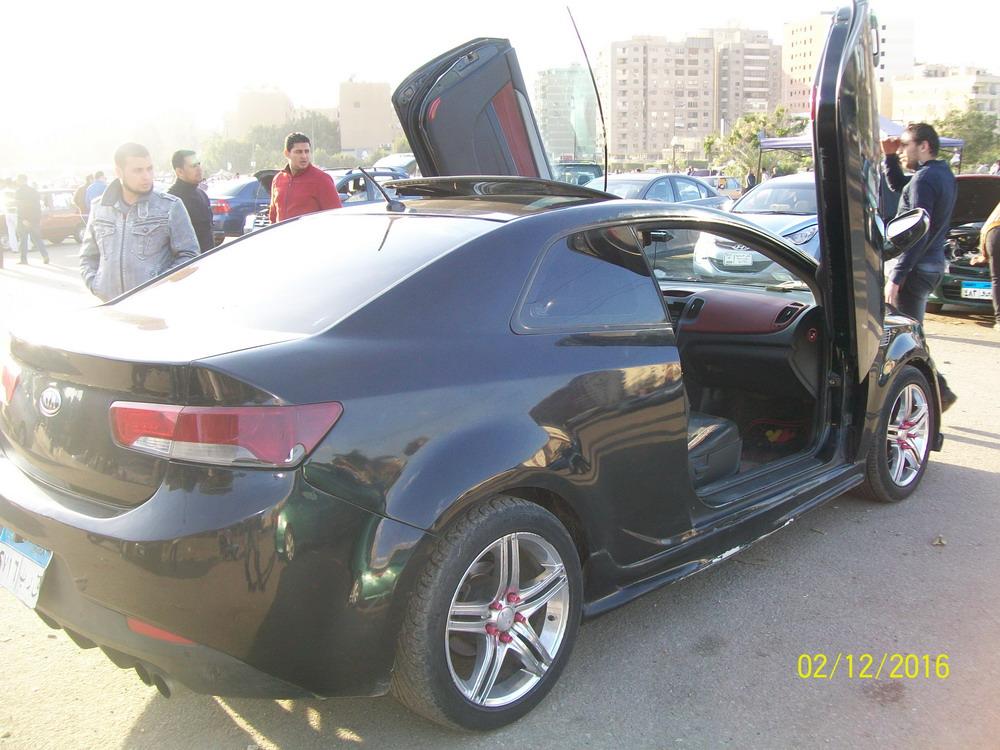 سيارات كيا سيراتو 2010 معدله