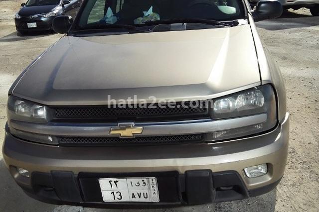 Trial Blazer Chevrolet بيج