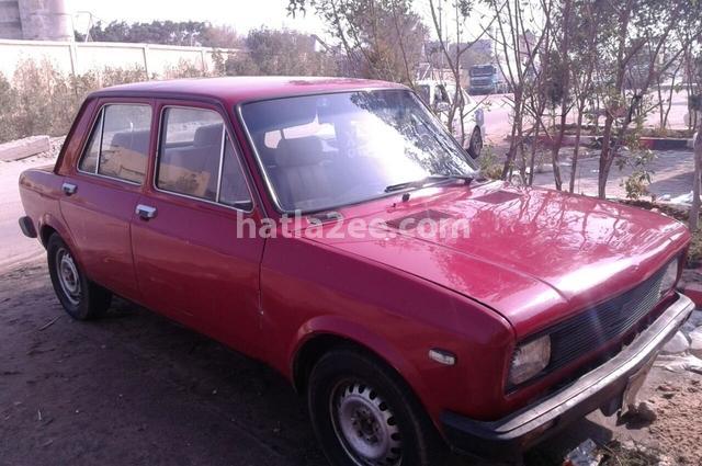 128 fiat 1972 port said red 1277714 car for sale hatla2ee. Black Bedroom Furniture Sets. Home Design Ideas