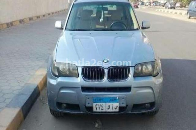 x3 bmw 2007 sheraton silver 1283884 car for sale hatla2ee. Cars Review. Best American Auto & Cars Review