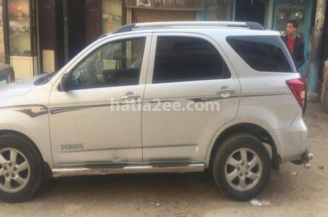 Grand Terios Daihatsu 2009 El Minya Silver 1295036 Car