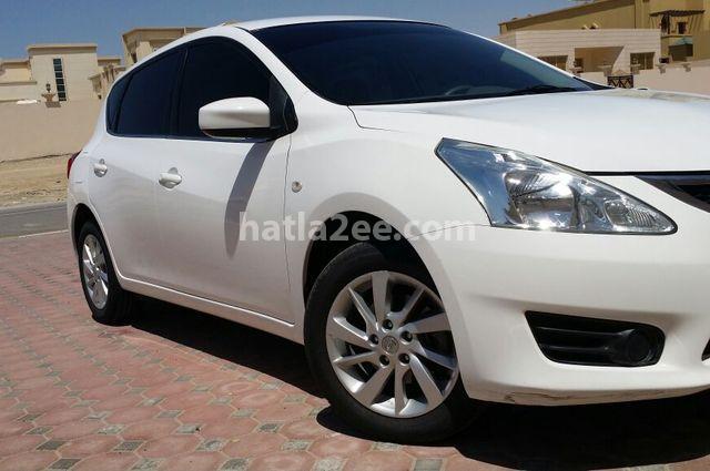 Nissan Tiida Used Car In Uae