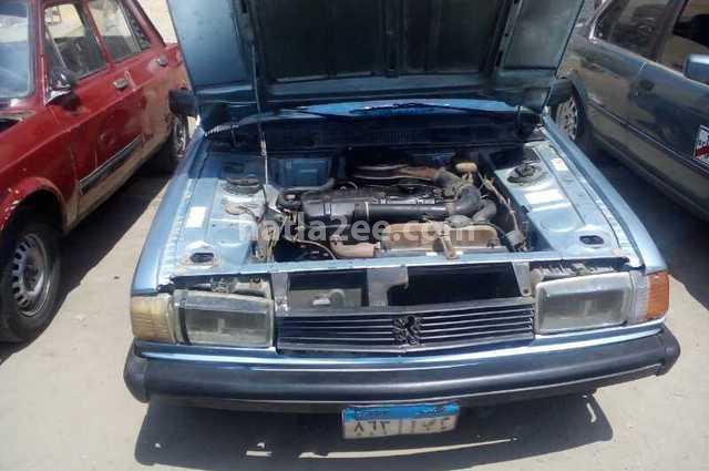 305 peugeot 1979 cairo cyan 1299898 - car for sale : hatla2ee