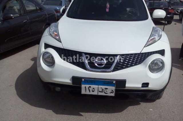 juke nissan 2014 cairo white 1310822 car for sale hatla2ee. Black Bedroom Furniture Sets. Home Design Ideas