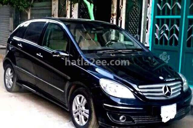 b 150 mercedes 2007 dakahlia black 1318056 car for sale hatla2ee. Black Bedroom Furniture Sets. Home Design Ideas