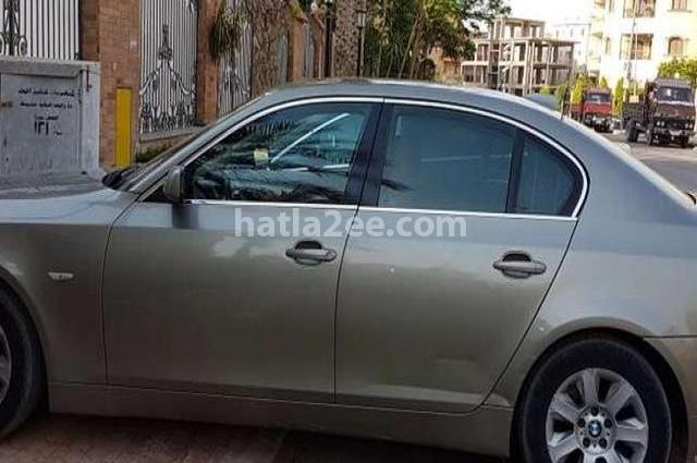 525 bmw 2005 new cairo gold 1332068 car for sale hatla2ee. Cars Review. Best American Auto & Cars Review