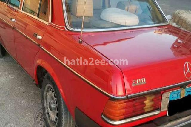200 mercedes 1979 alexandria red 1332378 car for sale for Mercedes benz alexandria phone number