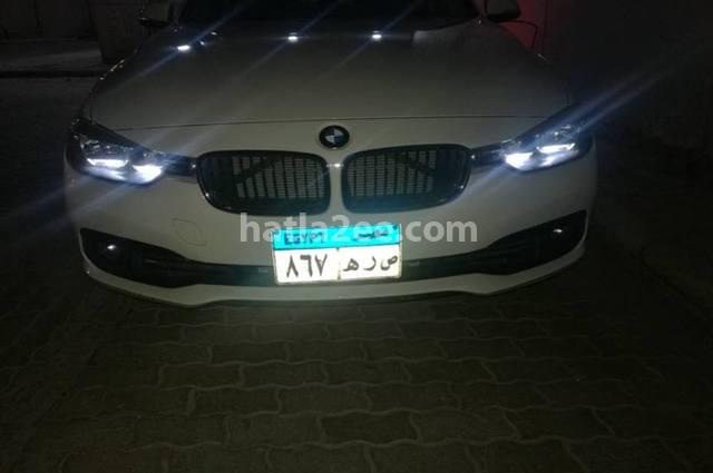 318 bmw 2017 nasr city white 1365458 car for sale hatla2ee. Cars Review. Best American Auto & Cars Review