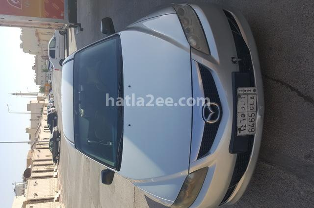 Mazda 6 Mazda فضي