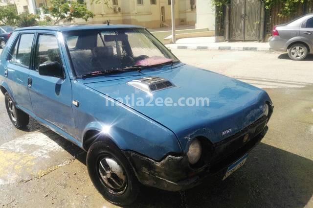 Ritmo Fiat أزرق