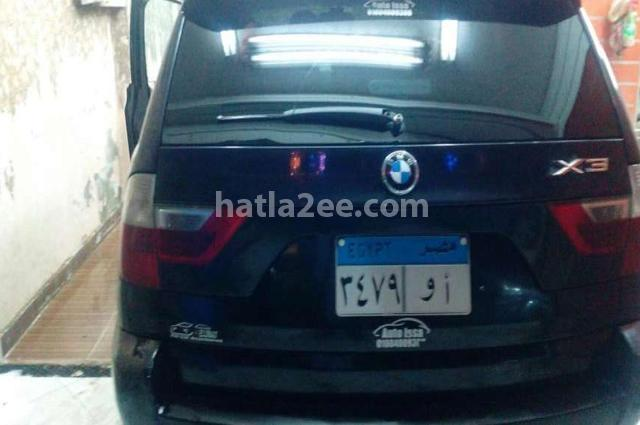 x3 bmw 2009 el manial black 1406554 car for sale hatla2ee. Cars Review. Best American Auto & Cars Review