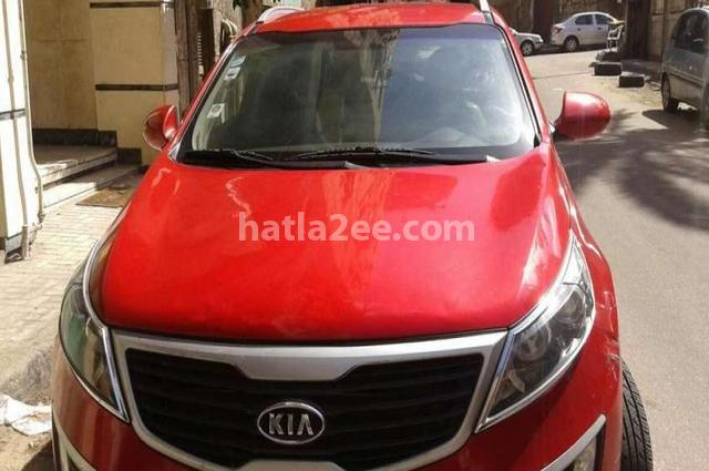 Sportage Kia 2012 Alexandria Red 1407950 Car For Sale