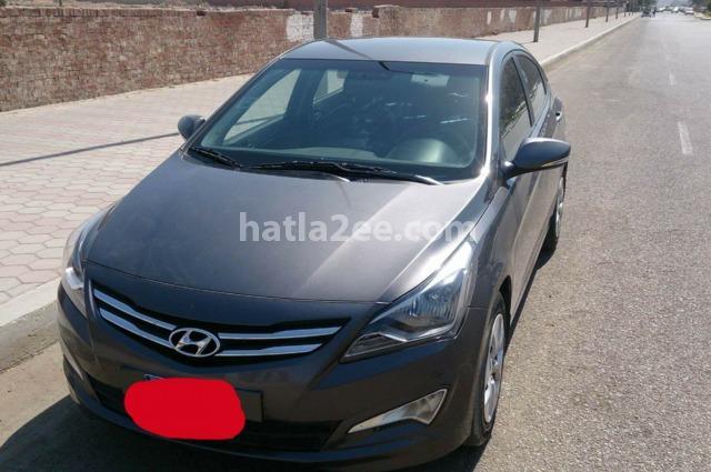 Solaris hyundai 2016 ain shams gray 1423418 car for sale for Hyundai motor finance fax number