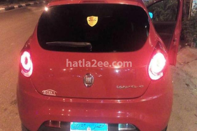 Bravo Fiat احمر
