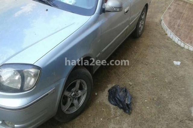 Verna hyundai 2007 giza cyan 1448444 car for sale hatla2ee for Hyundai motor finance fax number