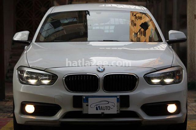 118 BMW أبيض