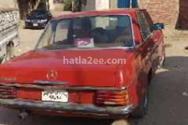 200 Mercedes احمر