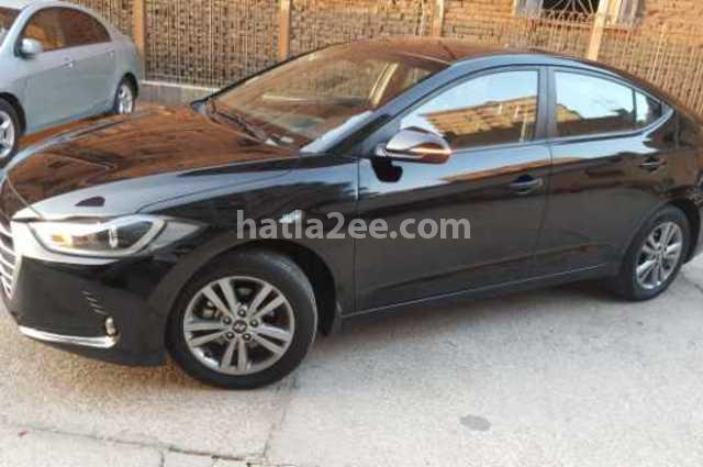 Elantra hyundai 2017 cairo black 1527706 car for sale for Hyundai motor finance fax number