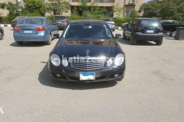 E 230 Mercedes أسود