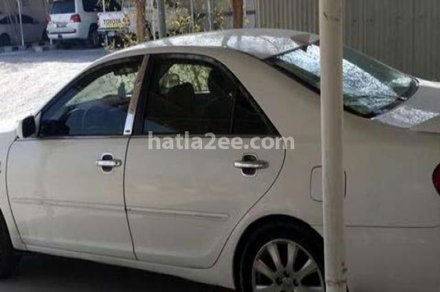 Camry Toyota White