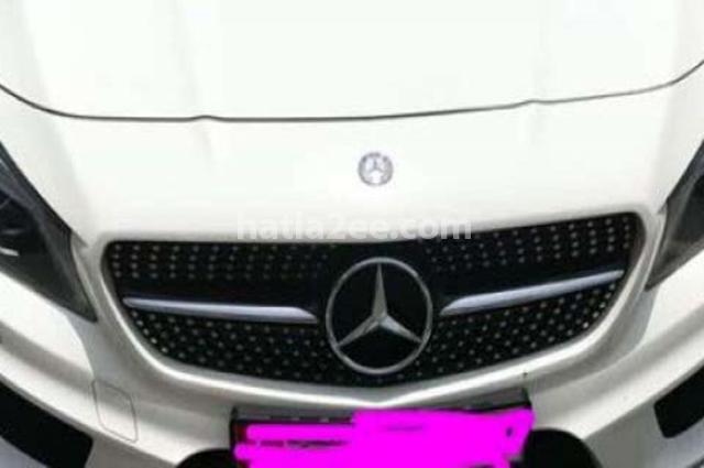 C 250 Mercedes أبيض