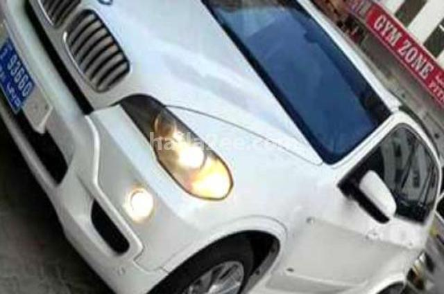 X5 BMW أبيض