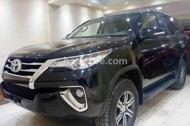 Toyota Philippines Price >> Fortuner Toyota 2018 Heliopolis Black 1577638 - Car for sale : Hatla2ee