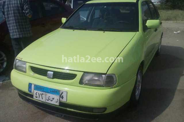 ibiza seat 1998 cairo yellow 1588212 car for sale hatla2ee. Black Bedroom Furniture Sets. Home Design Ideas