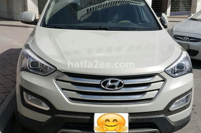 Santa fe hyundai 2015 riyadh beige 1591718 car for sale for Hyundai motor finance fax number