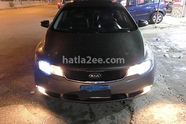 Cerato Kia 2010 Tanta Brown 1591788 Car For Sale Hatla2ee