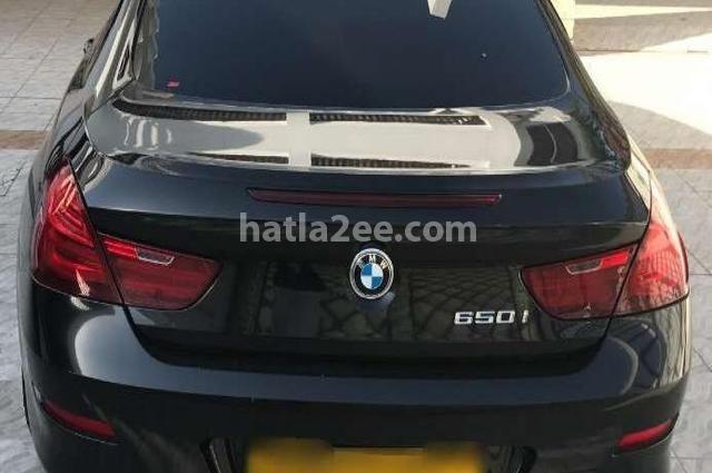 BMW Muscat Black Car For Sale Hatlaee - 650 bmw 2012