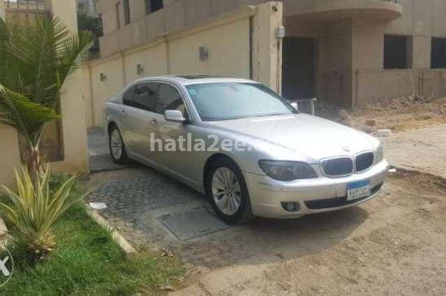 740 BMW 2007 Al Shorouk Silver 1594718