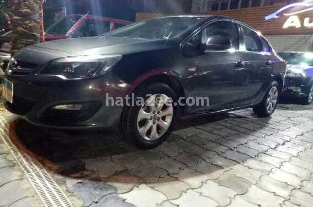 Astra Opel رمادي