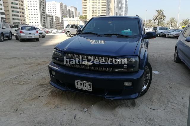 Trial Blazer Chevrolet أزرق