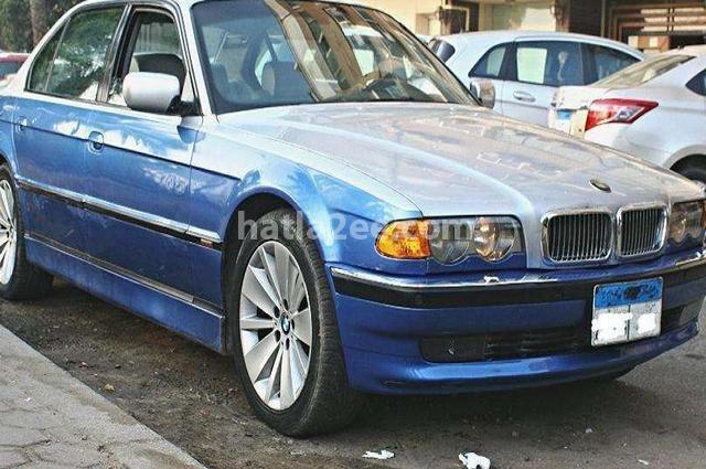 Buy BMW 740 For Sale In Egypt Hatla2ee