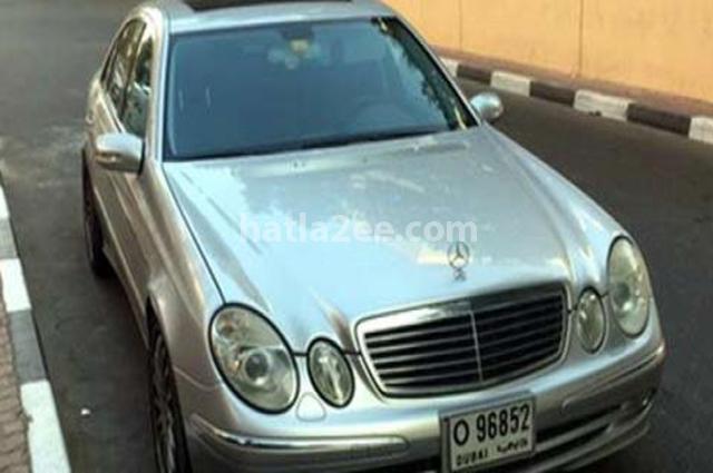 E 230 Mercedes رمادي