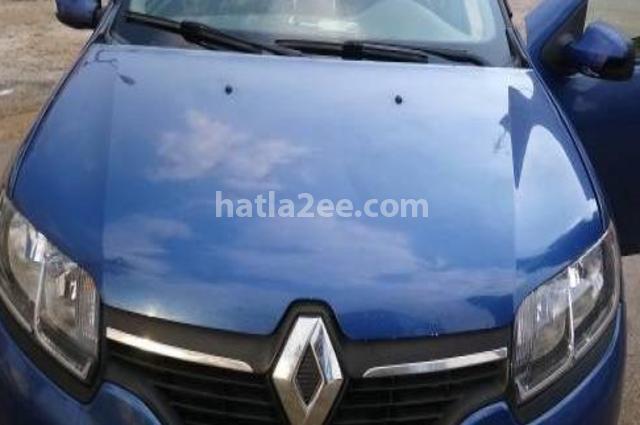 Logan Renault أزرق