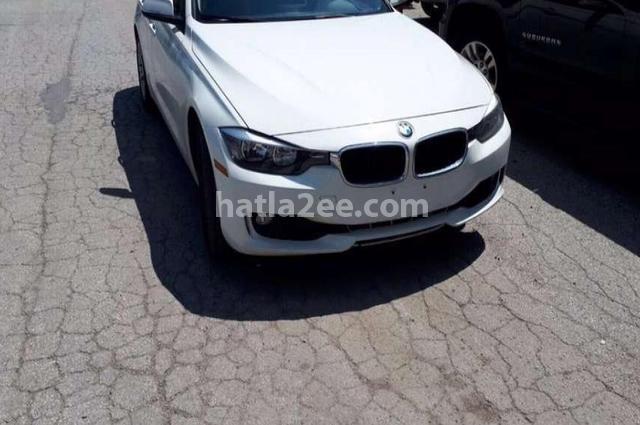 320 BMW أبيض