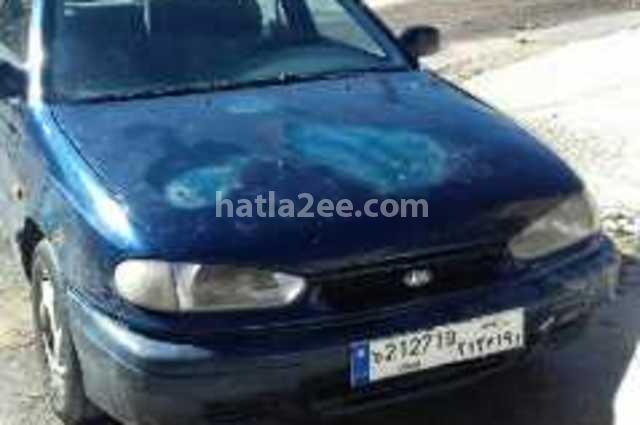 Elantra Hyundai الأزرق الداكن