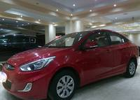Used Hyundai Accent 2017 for sale Heliopolis