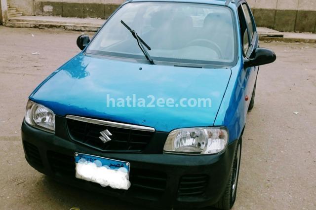 Alto Suzuki Blue