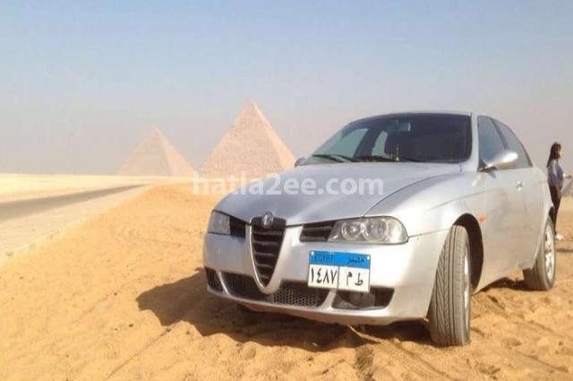 156 Alfa Romeo فضي