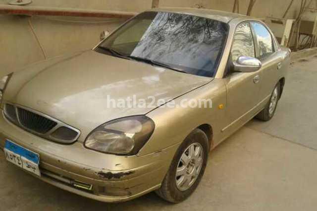 Nubira Daewoo 2005 El Haram Gold 1745954 - Car for sale : Hatla2ee