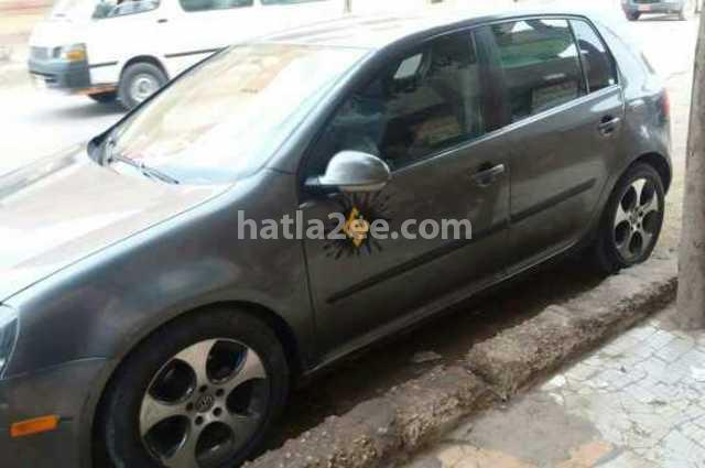 Used Volkswagen Golf 2006 for sale Gharbia