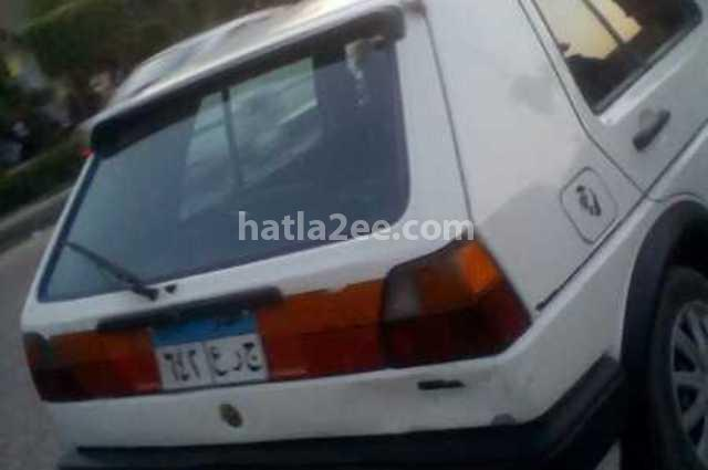 Used Volkswagen Golf 1990 for sale Cairo