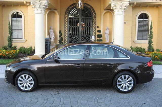 A4 Audi برونزي