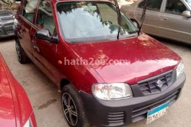 Alto Suzuki Red