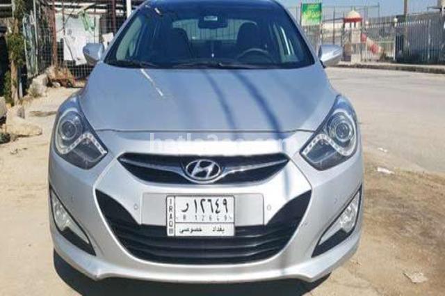I40 Hyundai فضي