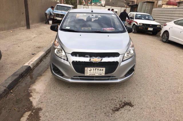 Spark Chevrolet Silver